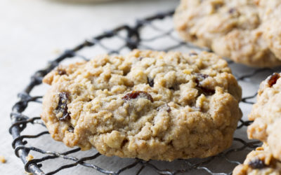 Krótki poradnik pieczenia ciasteczek Baking Concept