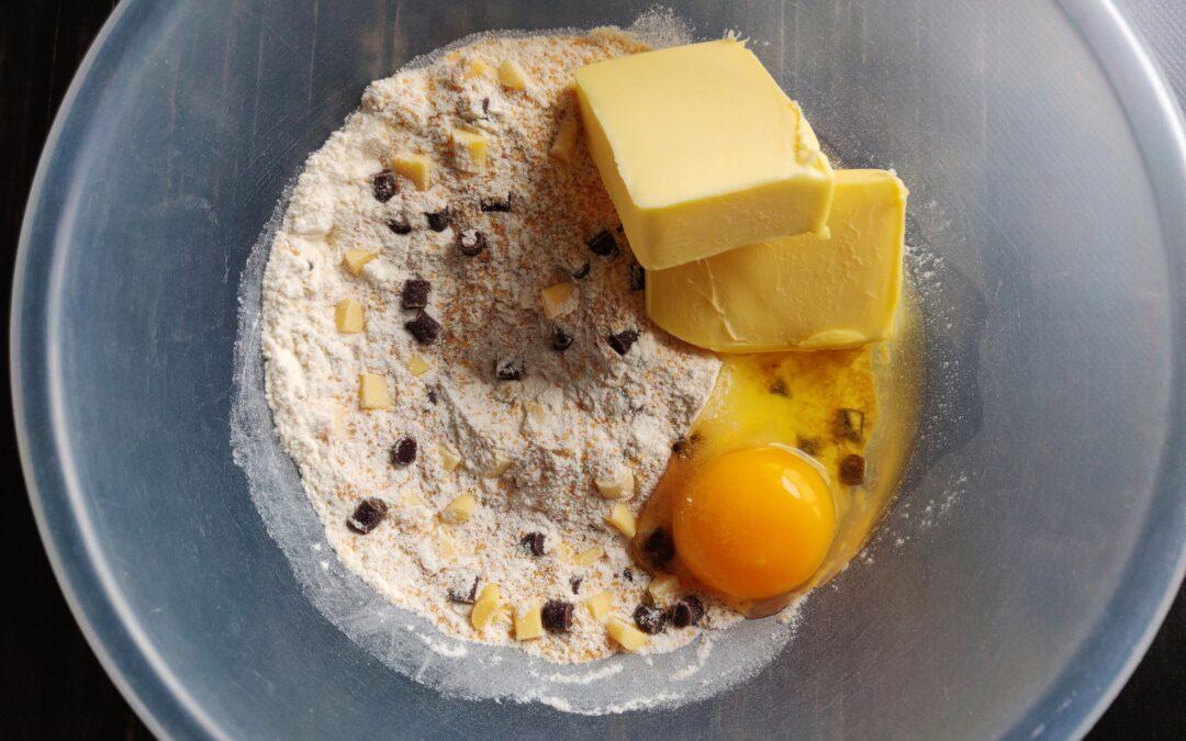 Jaki tłuszcz jest najlepszy do wypieków ciasteczek ?