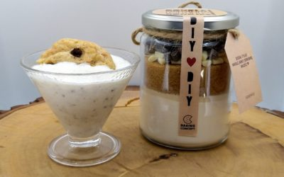 Przepis na domowe lody ciasteczkowe bez użycia maszyny do  lodów